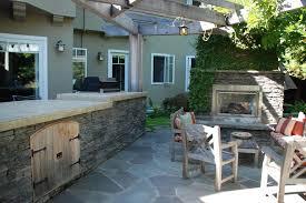 Eldorado Outdoor Fireplace by Eldorado Chapel Hill Patio Traditional With Pergola Rustic Outdoor