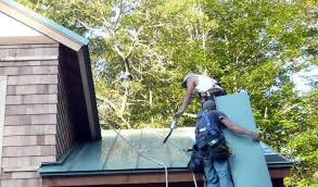 How To Cap A Hip Roof How To Install A Standing Seam Metal Roof Diy Guide