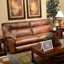 Catnapper Leather Reclining Sofa Nolan Extra Wide Reclining Sofa Chestnut Catnapper Furniture Cart