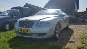 custom bentley flying spur a diesel continental what one owner did for better mpg crewe craft