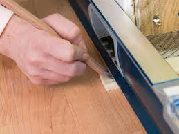 Where To Get Cheap Laminate Flooring How To Install Interior Pre Hung Doors How Tos Diy