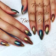 polished nail salon home facebook
