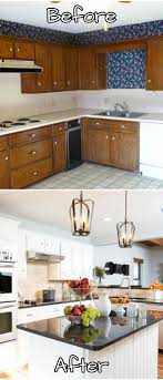 kitchen remodel ideas before and after small kitchen remodels before and after pictures to drool