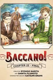 baccano baccano 22 comics by comixology