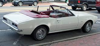 file 1967 chevrolet camaro convertible base six jpg wikimedia