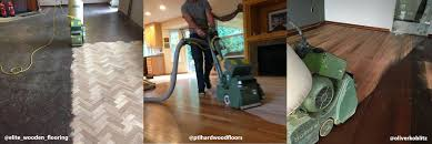 why you should sand wood floors at an angle left to right with