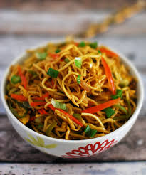 hakka cuisine recipes indo style vegetable and egg hakka noodles recipe with