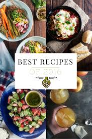 best healthy delicious recipes of 2016 healthy delicious