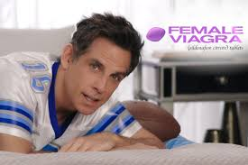 viagra actresses ben stiller stars in an ad for female viagra today s news our