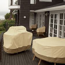 Patio Furniture Waterproof Covers - classic accessories veranda patio chair cover durable and water