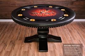 Poker Table Pedestal Raising The Stakes Be Sure You U0027ve Got The Right Poker Table