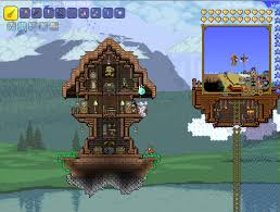 house design games steam my steunk house credits to cabbman for roof design terraria