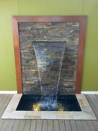 Backyard Feature Wall Ideas Water Features Inspiration Aussie Backyard Concepts Australia