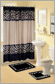brown zebra bathroom set cheetah bathroom set beautiful animal