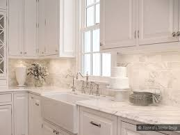 Marble Subway Tile Kitchen Backsplash Stone Subway Tile Backsplash Our Housey House Pinterest Our