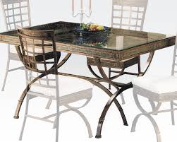 egyptian dining table by acme furniture ac08630