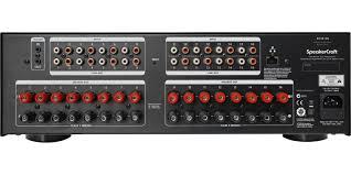 home theater power amplifier sixteen channel fully tcp ip configurable power amp 16 x 50w