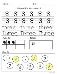 writing numbers for kindergarten teaching numbers miss kindergarten