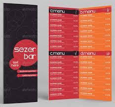 sample drink menu template bar menu template sample menu 10