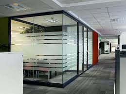 Interior Partition Office Design Office Glass Partition Design Modern Office Glass