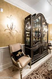 Dining Room Display Cabinets Marge Carson Dealer With Showroom In Clarendon Hills Linly Designs
