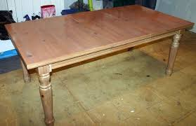 Broyhill Furniture Dining Room Broyhill Fontana Leafout Pine Kitchen Dining Table U2014 Foundvalue
