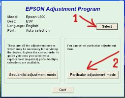 resetter printer epson l800 gratis epson l800 free adjustment program