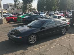 svx subaru for sale subaru svx spotted at a car show don u0027t see too many of these