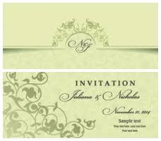 free invitation cards invitations cards wedding retro floral wedding invitation cards