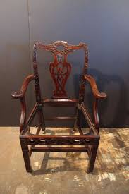 Chinese Chippendale Chair by Chinese Export Chippendale Style Armchair Late 18th Century Lotus