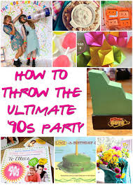 90s Theme Party Decorations 29 Essentials For Throwing A Totally Awesome U002790s Party 90s