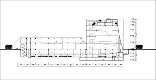 museum floor plan design museum design drawings cad files dwg files plans and