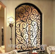 the simple new designs ornamental iron window grills buy
