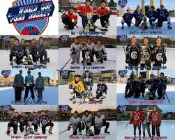 jr world cup thanksgiving pond hockey tournament chions