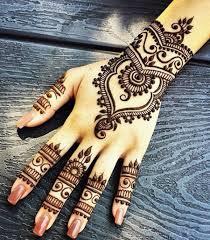 eyebrow threading and henna tattoo