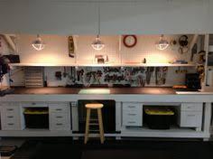 Workbench Lighting 13 Eye Popping Woodshops Tool Storage Ceilings And Screen Shot