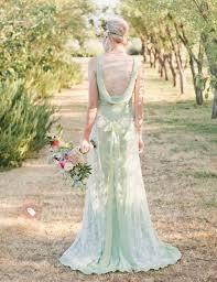 Green Wedding Dresses Love This Stunning Alternative Wedding Dress Unique Wedding