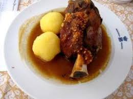 oktoberfest menus and recipes schweinshaxe bavarian pork knuckles this recipe best