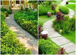 Walkway Garden Ideas Landscaping Ideas That Lend A Relaxing Effect To Your Front Yard