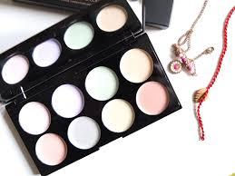 new make up revolution ultra base corrector palette hello