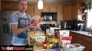 my simple nutrition diet plan for insanity and p90x workouts youtube