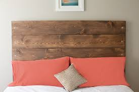 Barn Wood Headboard Diy U2013 Reclaimed Wood Inspired Headboard U2013 Nautical Bedroom