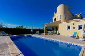 luxury villas in algarve for rent with private pool large villas
