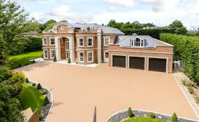 brick home floor plans 11 000 square foot newly built brick mansion in surrey