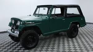 willys jeepster commando 1969 jeepster commando youtube
