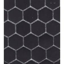 Best 10 Black Hexagon Tile by Beltile Unglazed Mosaics Tile And Stone Including Hexagon Tile And