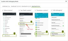 debugging android how to enable usb debugging on your android phone