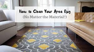Who Cleans Area Rugs How To Clean Your Area Rug No Matter The Material Hm Etc