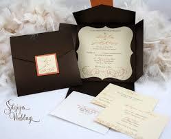 beautiful wedding invitations autumn wedding invitation fall wedding invitation beautiful