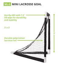 diy lacrosse goal amazon com chion sports mini lacrosse goal kids gear